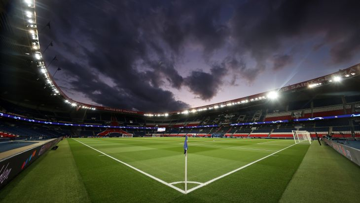 Стадион «Парк де Пренс»