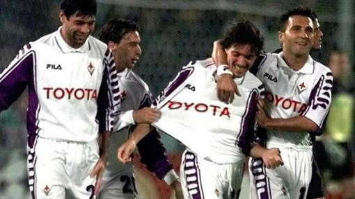 «Фиорентина» — «Барселона». ЛЧ 1999/2000