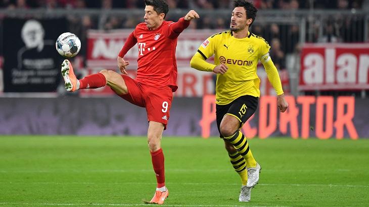 Левандовски и Хуммельс успели поиграть за оба клуба