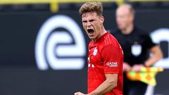 Киммих принес победу «Баварии»