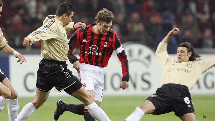 «Милан» — «Бавария». Лига чемпионов 2005/2006