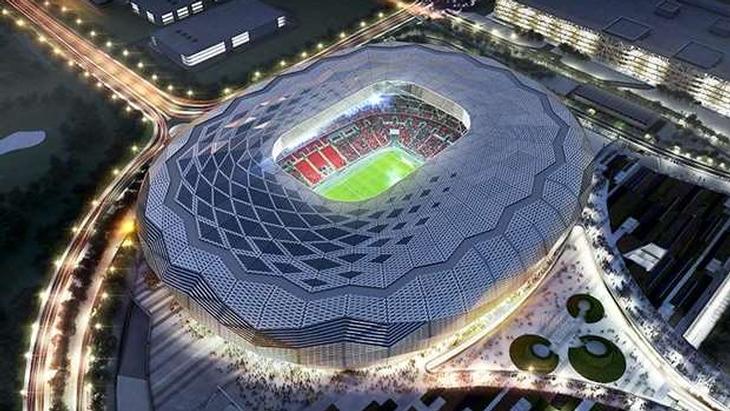 В Катаре завершили строительство третьего стадиона к ЧМ-2022