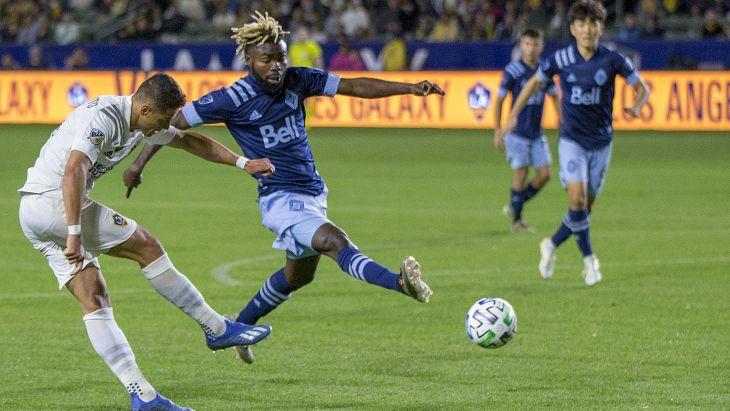 Матч MLS