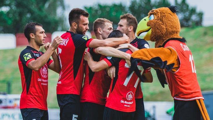 Футболисты «Славии»