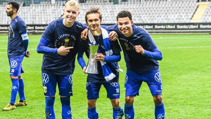 Футболисты «Гетеборга»