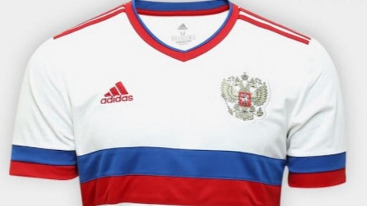 Выездная форма сборной России