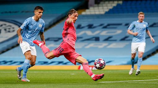 «Ман Сити» — «Реал»