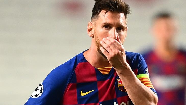 Месси может покинуть «Барселону»