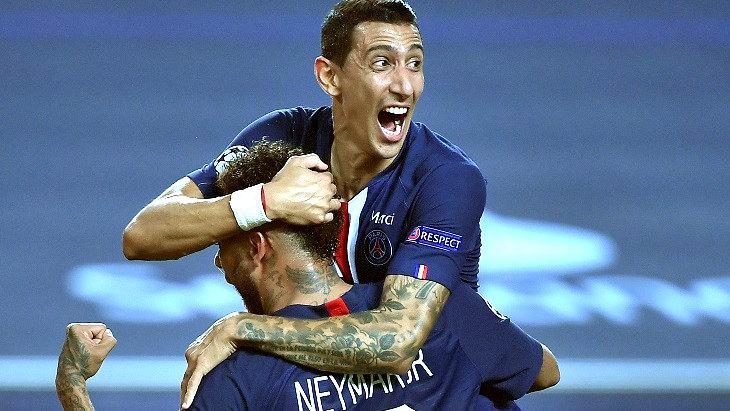 ПСЖ впервые в истории вышел в финал Лиги чемпионов