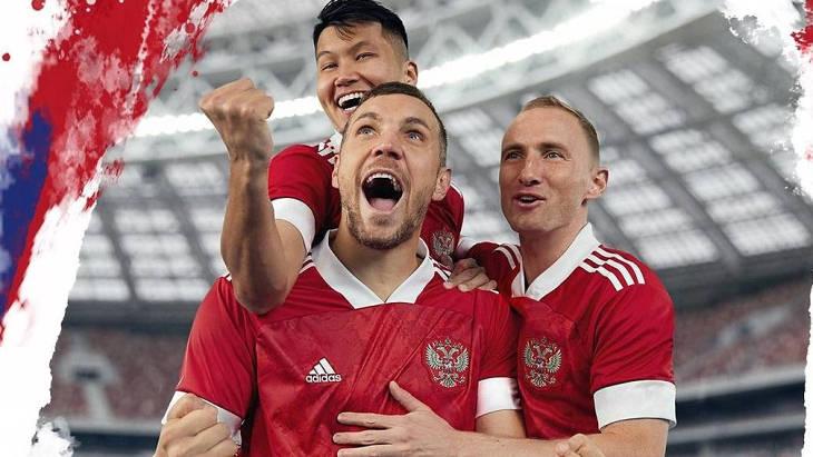 Adidas представил обновленную форму сборной России к Евро-2020