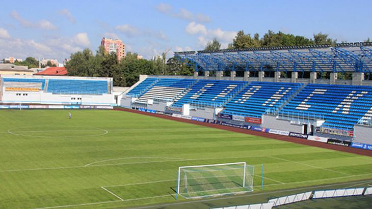 Стадион в Брянске