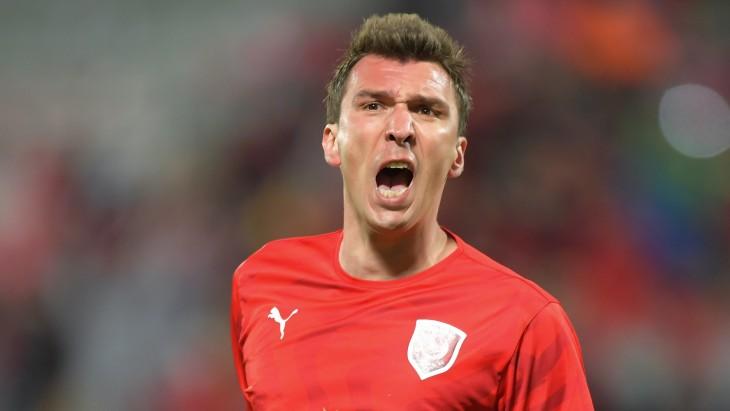 Манджукич согласовал 2-летний контракт с «Локомотивом»