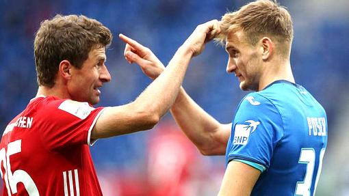 «Хоффенхайм» — «Бавария»