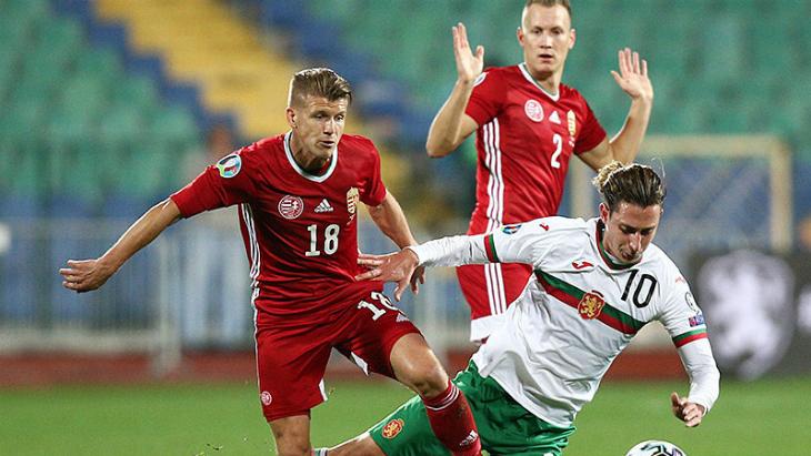Венгрия — Болгария