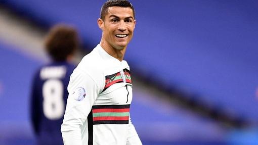 Роналду еще ни разу не забивал Франции