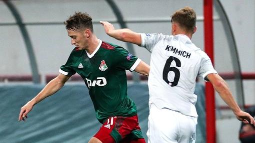 «Локомотив» — «Бавария»
