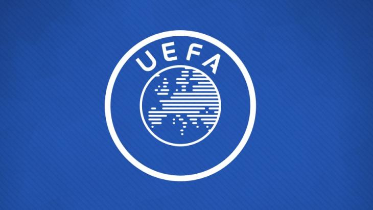 в таблице коэффициентов УЕФА