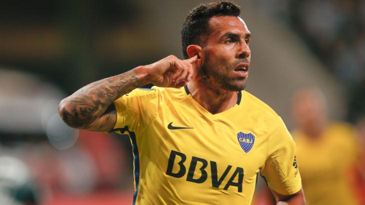 Карлос Тевес