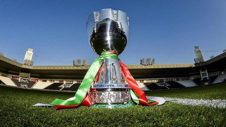 Стала известна дата матча за Суперкубок Италии