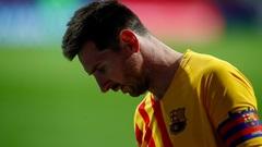 Месси не оправдывает своего статуса в «Барселоне»