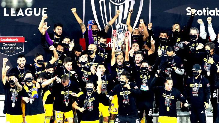 «Тигрес» впервые в своей истории выиграл Лигу чемпионов КОНКАКАФ