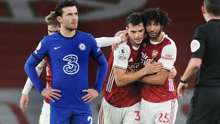 «Арсенал» одержал первую победу за два месяца