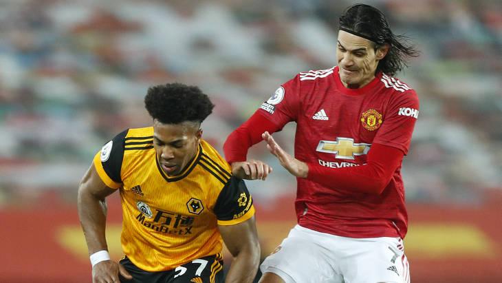 «Манчестер Юнайтед» — «Вулверхэмптон»