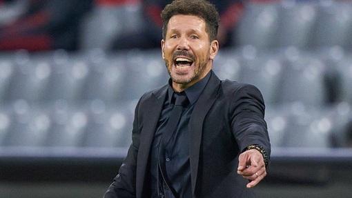 Симеоне ведет «Атлетико» к титулу