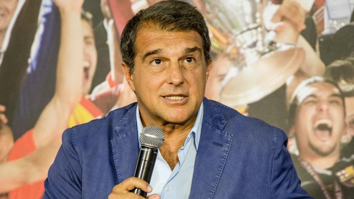 Жоан Лапорта