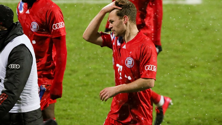 «Бавария» сенсационно вылетела из Кубка Германии