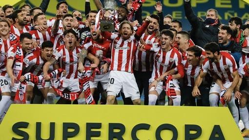 «Атлетик» выиграл Суперкубок Испании