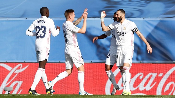 «Реал» одержал третью победу кряду