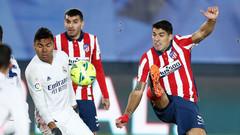«Атлетико» — «Реал»