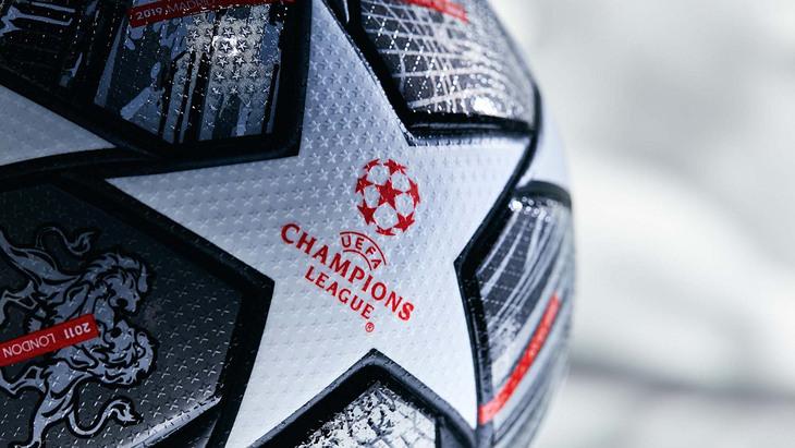 Мяч финала Лиги чемпионов-2021