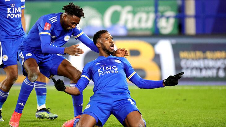 «Лестер» сыграет против «Саутгемптона» в полуфинале Кубка Англии