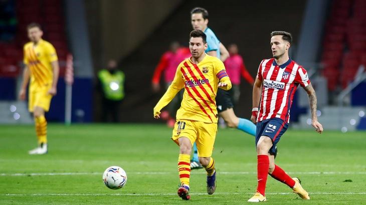 «Барселона» и «Атлетико» — главные претенденты на титул