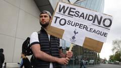 Фанаты против Суперлиги