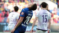 ЦСКА — «Уфа»