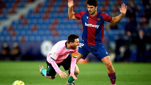 «Барселона» снова разочаровала своих болельщиков