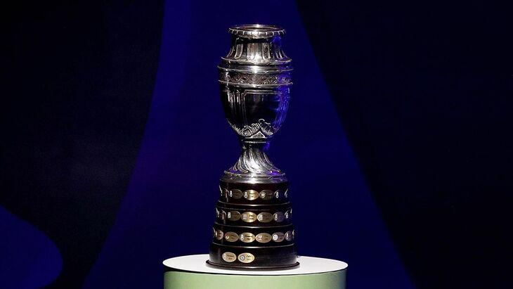 Трофей Кубка Америки