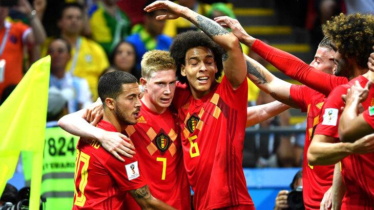 Сборная Бельгии рискует остаться без ключевых игроков на Евро-2020