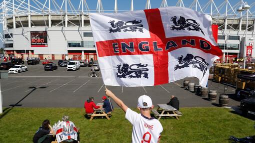 Англия — один из главных фаворитов ЧЕ-2020