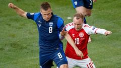 Дания — Финляндия