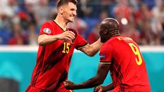 В 1-м туре Бельгия разгромила Россию