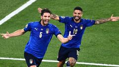 Италия — Швейцария