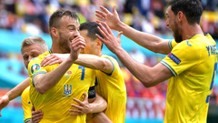 Андрей Ярмоленко принимает поздравления