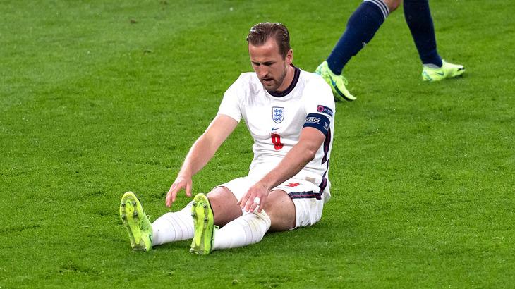 Англия забила один гол в двух играх Eвро-2020