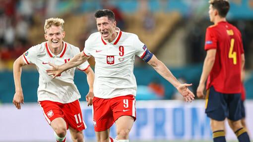 Испания — Польша