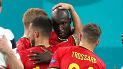 Бельгия выиграла группу B