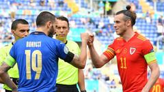 Матч Италия — Уэльс